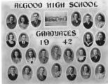 Algood High School Graduates Composite Photograph