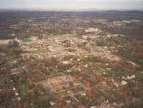 Tennessee Technological University Campus Aerial
